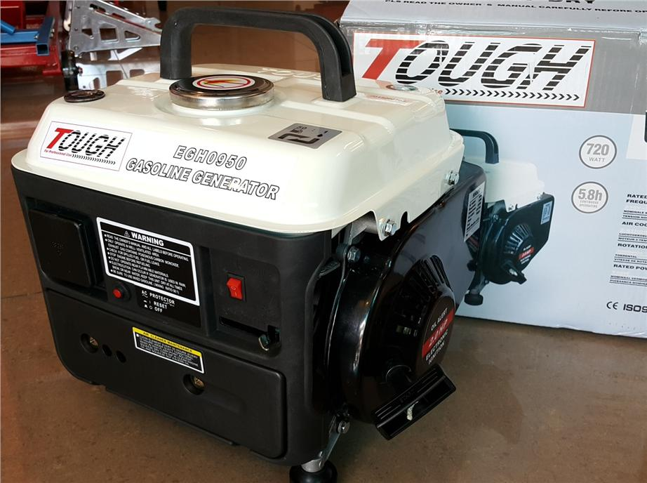 TOUGH EGH0950 GASOLINE GENETATOR ID448444