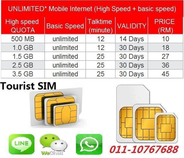 tourist prepaid mobile internet sim card for tourist - Prepaid Internet Card