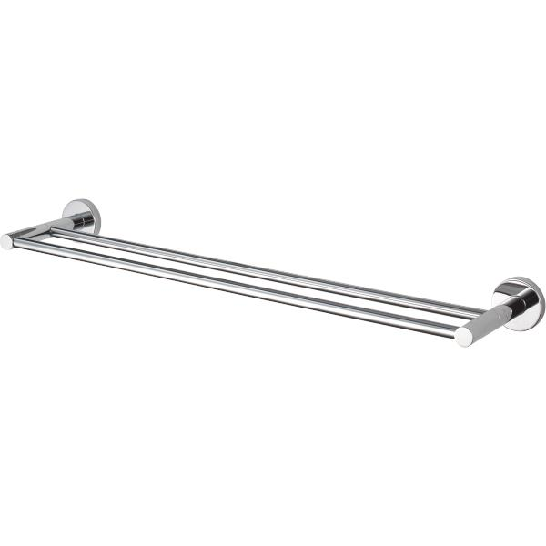 Towel Rail 610mm Hanger Towel Double Rod