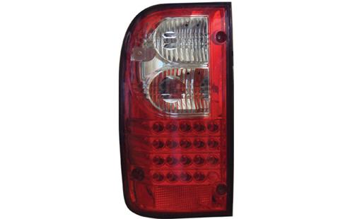 Toyota 01-03 Hilux Tail Lamp Crystal LED Red/Clear (TY43-RL01-U)