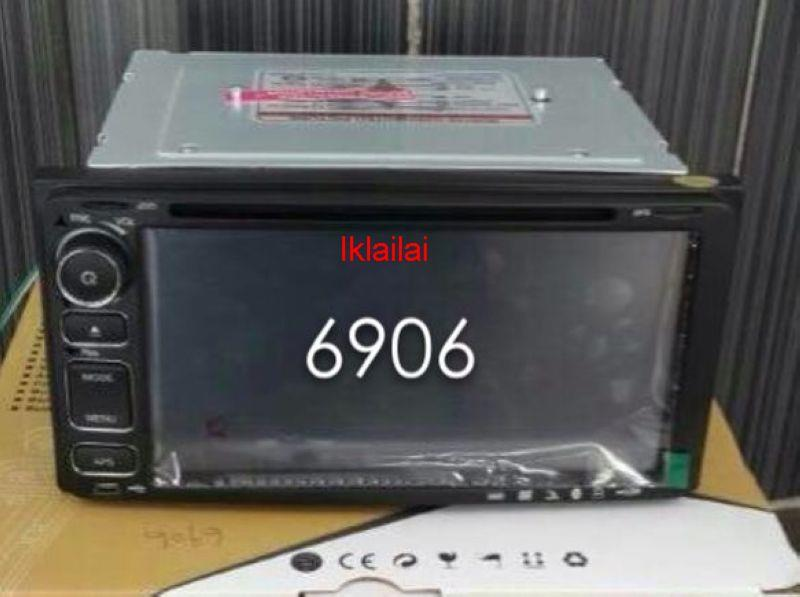 Toyota 7 inch OEM DVD/VCD/CD/MP3/USB Player Full hd screen [6906]
