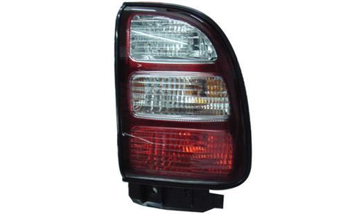 Toyota 98-04 RAV 4 Tail Lamp Crystal Clear/Red (TY30-RL01-U)