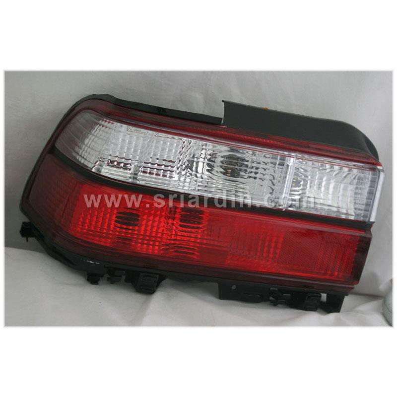 Toyota AE100 AE101 Red Clear Crystal Tail Lamp