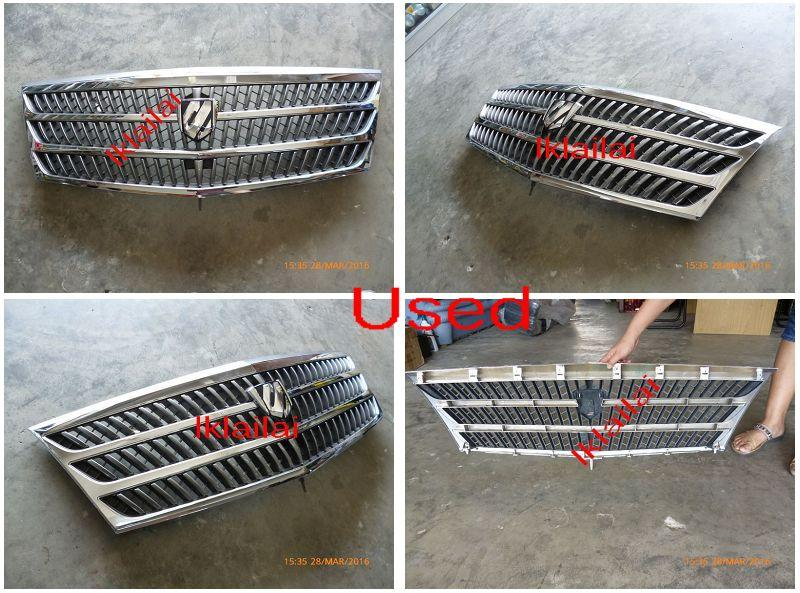 Toyota Alphard '02-03 Front Grille Original [Used / New]