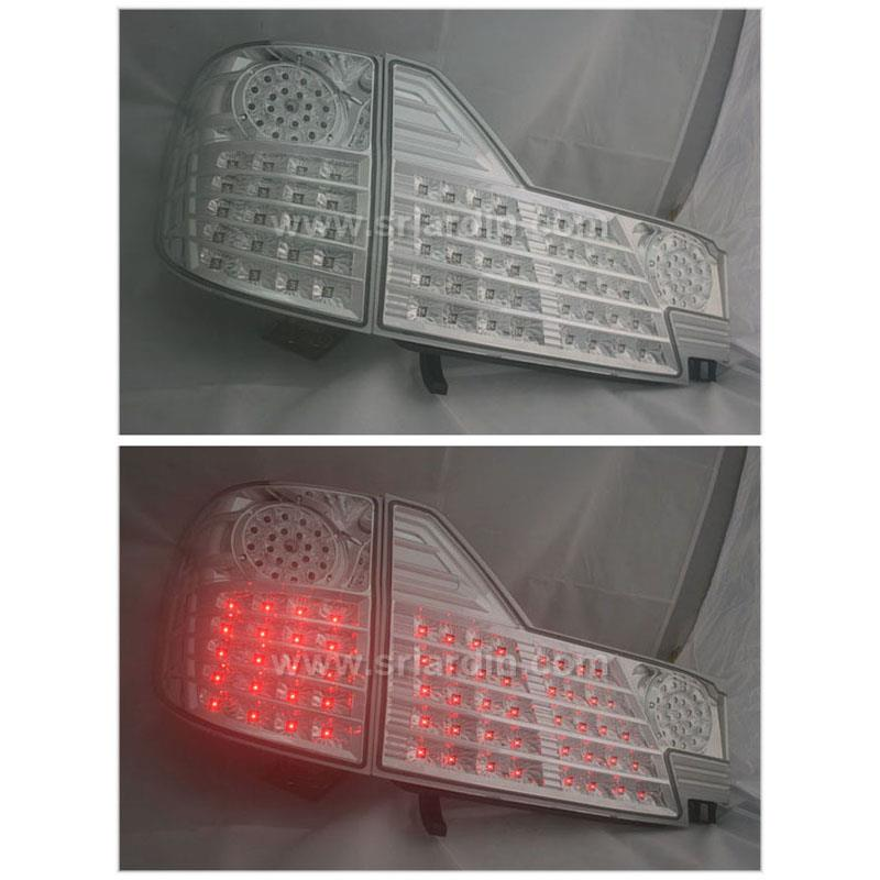 Toyota Alphard 02-07 LED Tail Lamp