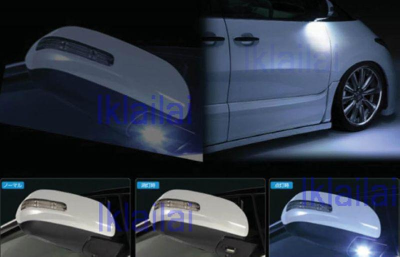 Toyota Alphard `08 ANH-20 Welcome Light White LED