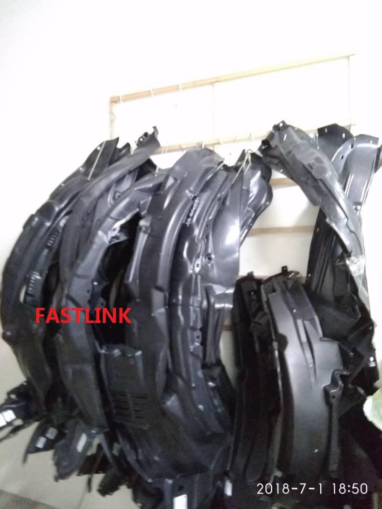 TOYOTA ALTIS ZZE142 2008 FENDER PROTECTOR LH