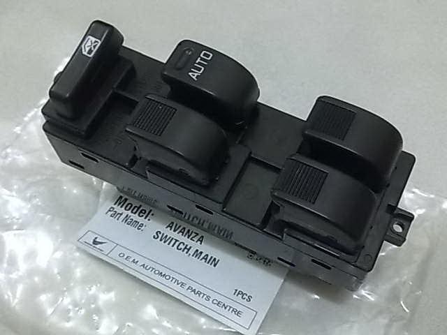 Toyota Avanza Power Window Main Swit  End 8  7  2020 11 15 Pm