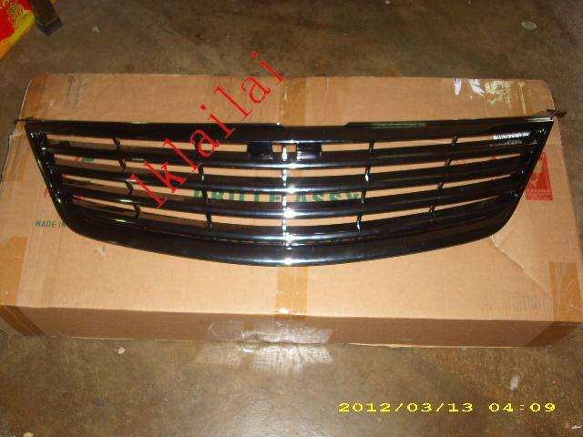 Toyota Camry `07 Front Grille - Black Chrome [TY63-FG02-U]