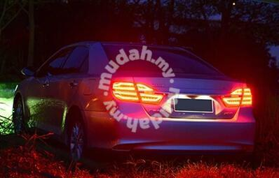 Toyota Camry 14-17 Led Tail Lamp Light Bar