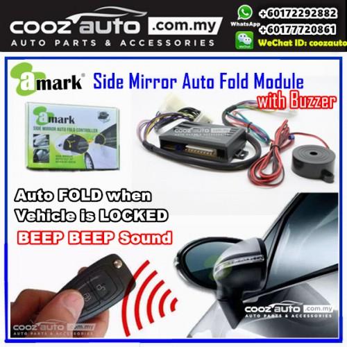 TOYOTA CAMRY 2007-2011 A-MARK Side Mirror Auto Fold Folding