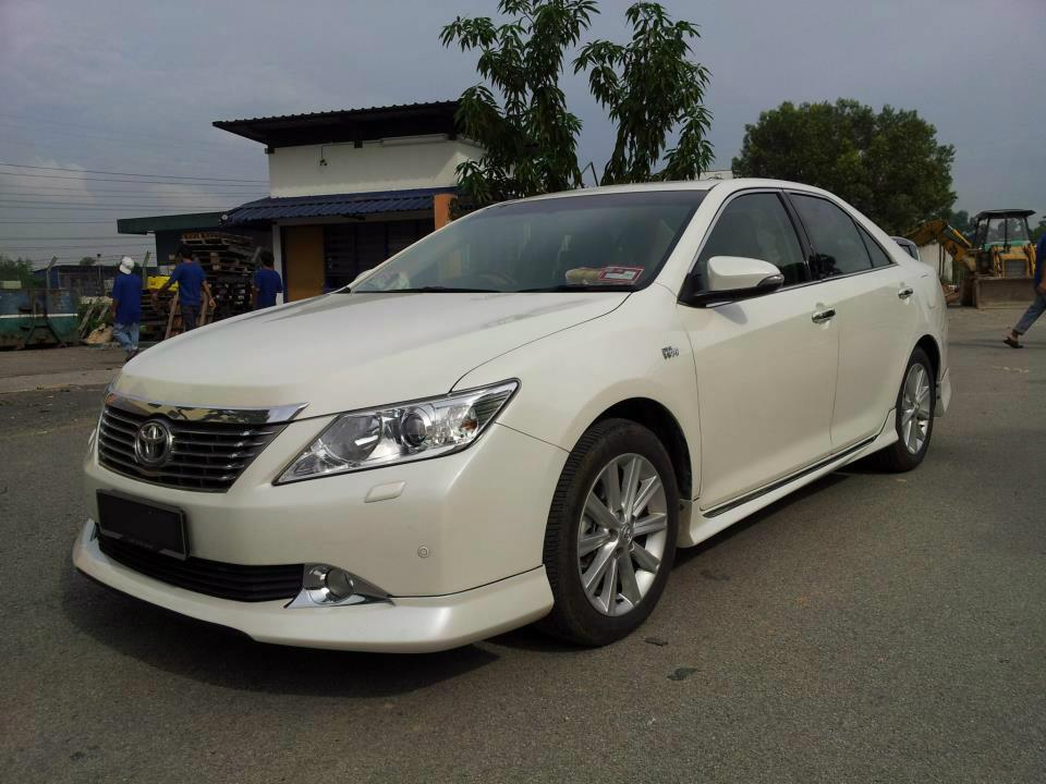 toyota camry 2012 bodykit spoiler end 5 20 2018 6 33 pm. Black Bedroom Furniture Sets. Home Design Ideas