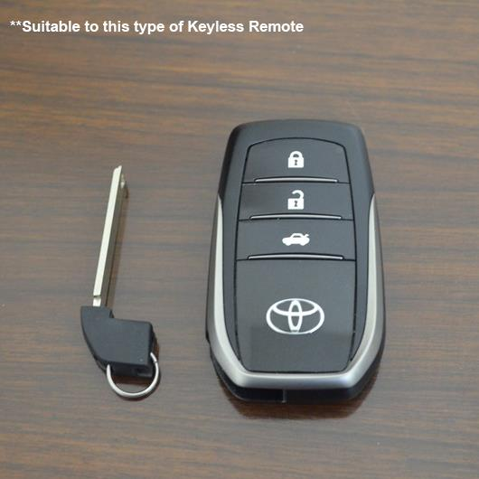 2018 toyota key. simple key toyota camry u0026 fortuner keyless remote car key silicone cover case with 2018 toyota key a