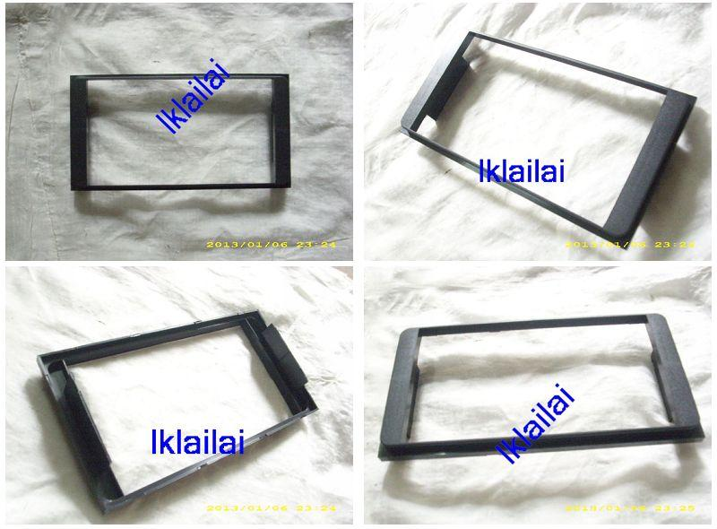 Toyota Camry/Vios/Corolla Double Din Casing /Dashboard Panel Casing