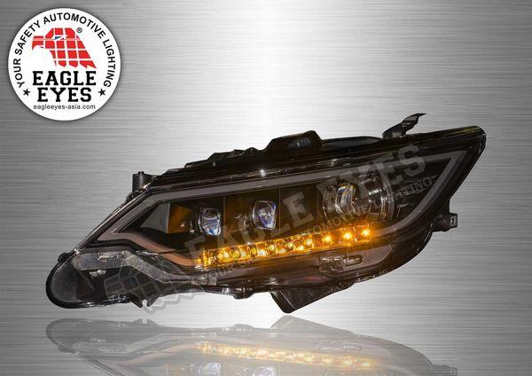 TOYOTA CAMRY XV50 2011-19 EAGLE EYES LED DRL Projector Head Lamp *Pair