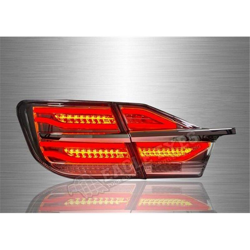 Inner Boot Tail Light Rear Lamp Right Fits TOYOTA CAMRY XV50 2012