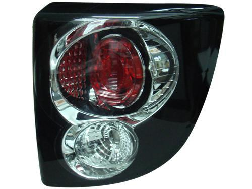 Toyota Celica `00-`05 Tail Lamp Crystal Black [TY71-RL02-U]