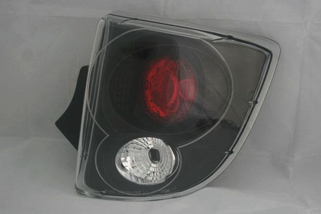 Toyota Celica 01 Black Face Crystal Tail Lamp