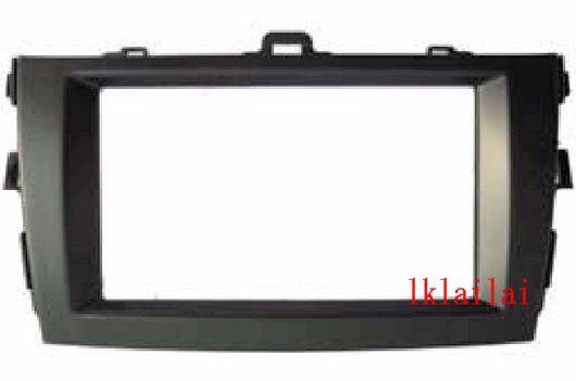 Toyota Corolla / Altis '08 Double Din Casing Dashboard Panel Casing