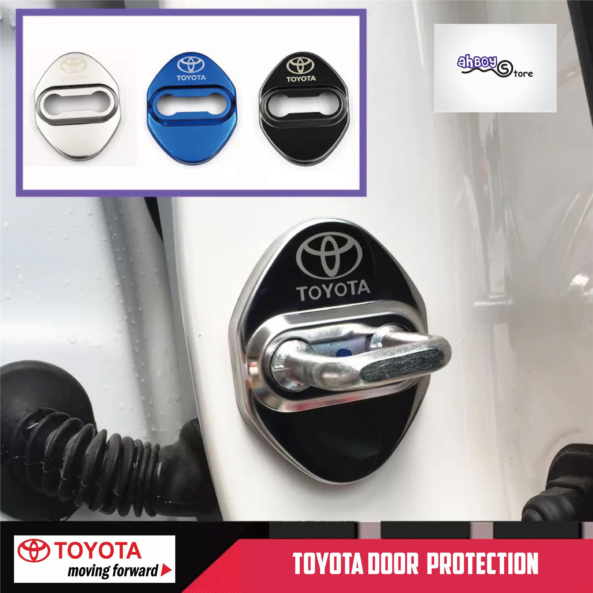 TOYOTA Door Striker Lock Protection Cover Toyota Camry Toyota Altis To