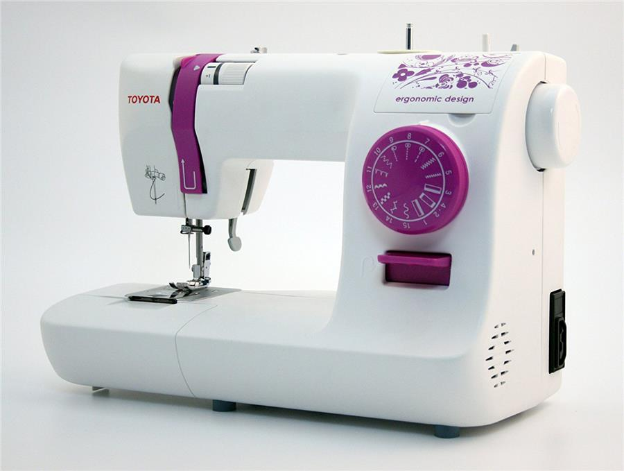 Toyota ECO15A Home Sewing Machine