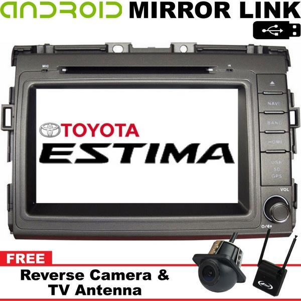 toyota estima acr50 06 17 8 mirror link double din gps dvd tv player justic3 1612 05 justic3@68 toyota estima acr50 06 17 8' mirror (end 12 5 2017 11 30 pm) estima acr50 fuse box at edmiracle.co