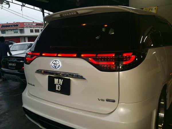 Toyota Estima Acr50 2006 2014 Smo End 10 21 2017 5 00 Pm