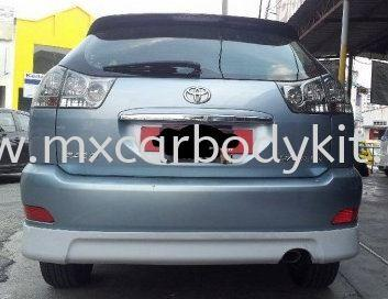 TOYOTA HARRIER 2003 OEM DESIGN REAR SKIRT