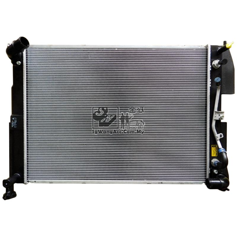 Toyota Harrier (240G) - Engine Coolant Radiator