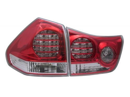 TOYOTA HARRIER RX330/ RX350 03~08: EAGLE EYE LED Tail Lamp [TL-162-1]