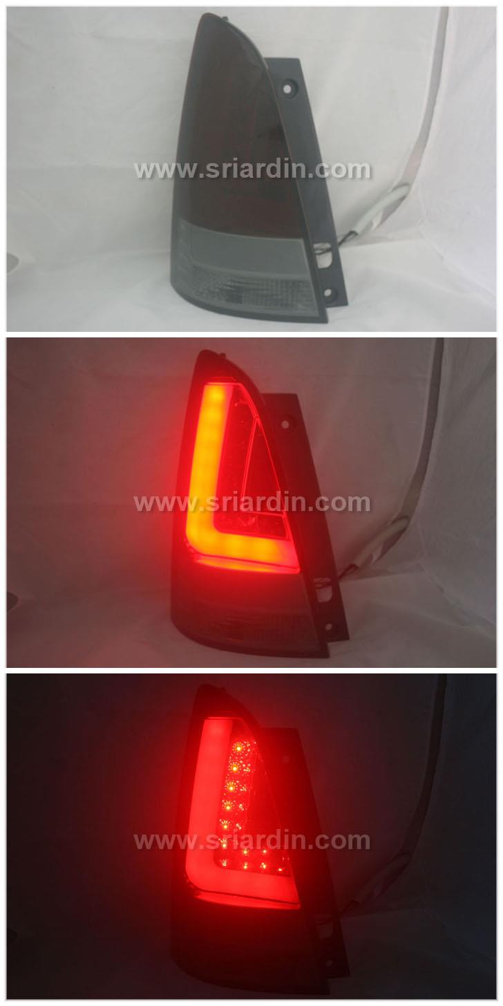 Toyota Innova 04- Red Smoke Light BAR LED Tail Lamp