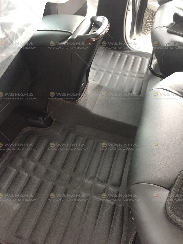 TOYOTA INNOVA PU 5D Carpet Auto Flooring Anti-Slip Water Proof
