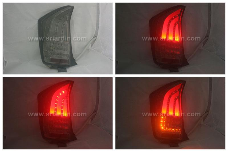 Toyota Prius 09-11 Light Bar LED Tail Lamp