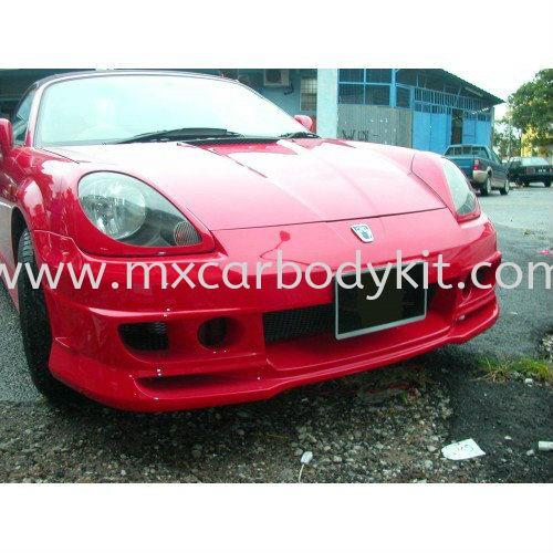 TOYOTA MR-S BODYKIT + SPOILER