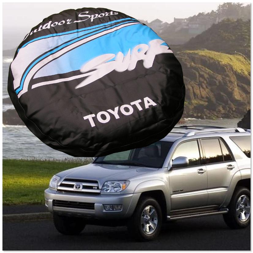 Toyota Soft Rear Spare Jeep Tyre Tire Wheel Cover Heavy Du