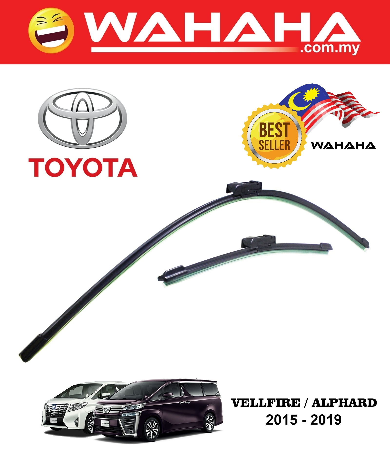 Toyota Vellfire Alphard 2015 - 2019 30