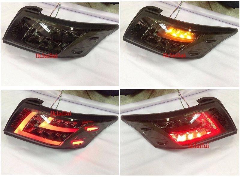 Toyota vios 13 14 led light bar tai end 7152018 221 pm toyota vios 13 14 led light bar tail lamp smoke key startpush aloadofball Gallery