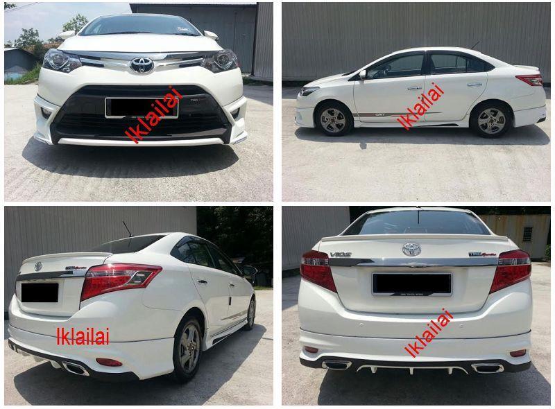Toyota Vios '13 TRD Sportivo V2 Full (end 8/13/2019 2:48 PM)