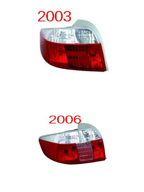 Toyota Vios 2003 / 2006 Tail Lamp Price Per Piece