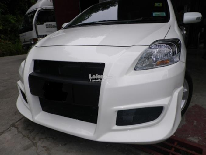Toyota Vios 2008 Front Bumper ( C One)
