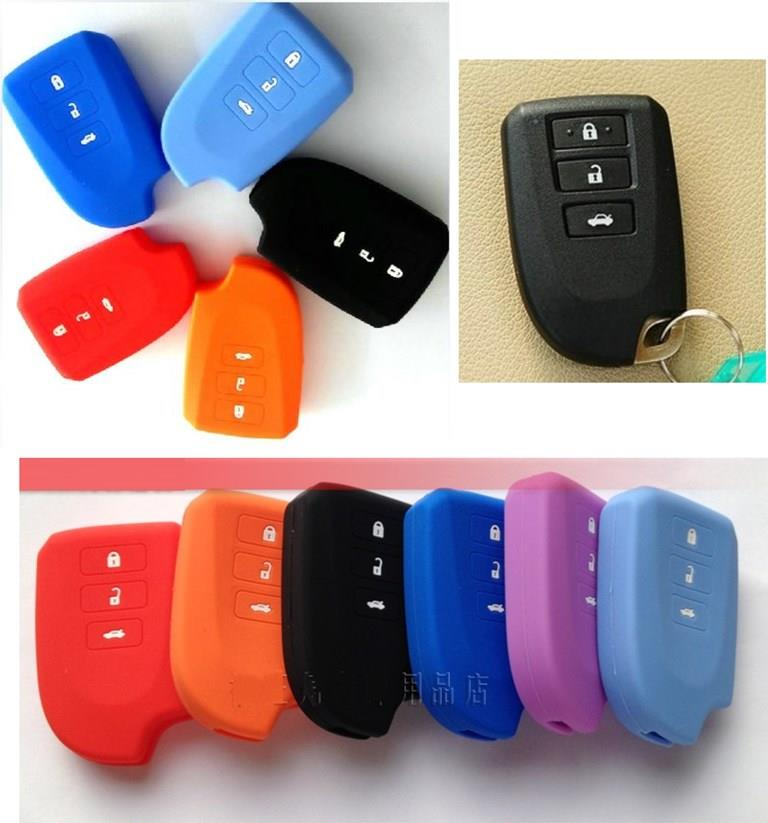 Toyota vios 2014 2018 keyless remote end 862018 315 pm toyota vios 2014 2018 keyless remote smart key silicone case cover sciox Images
