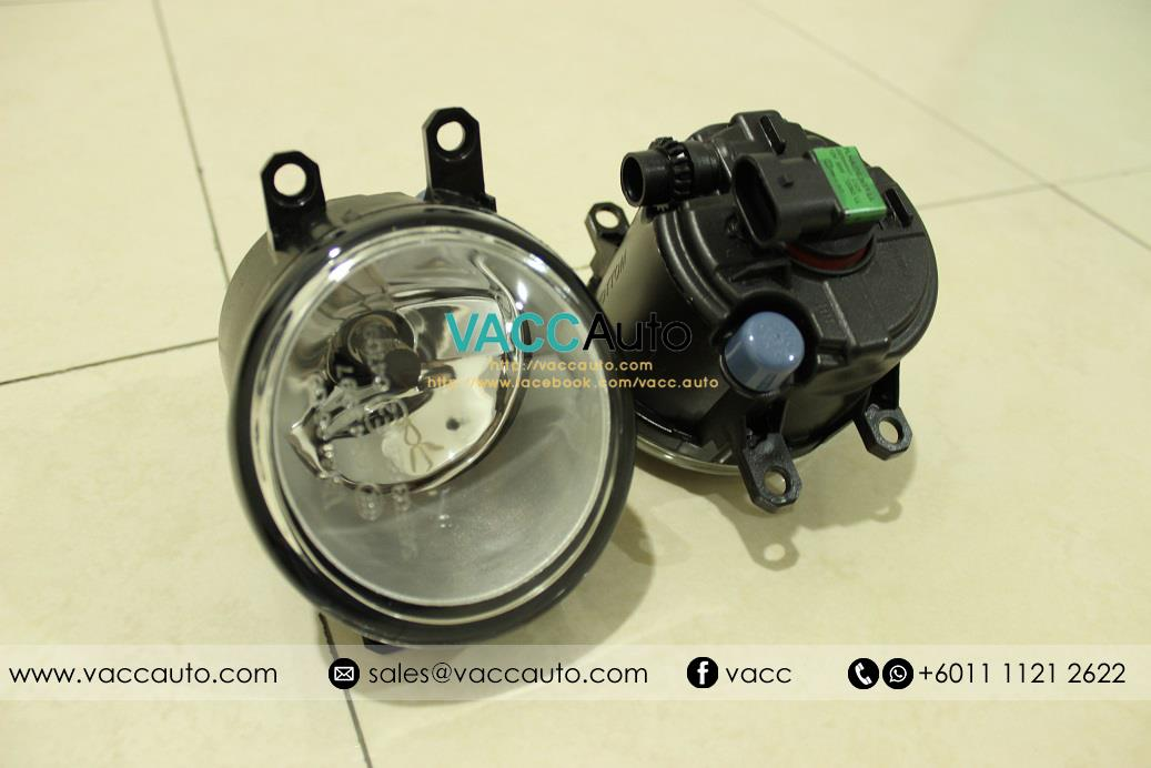 Toyota Vios (2nd Gen) Fog Lamp Completed Set