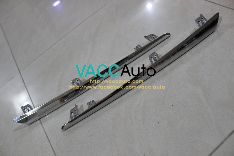 Toyota Vios (3rd Gen) Front Grille Chrome Lining