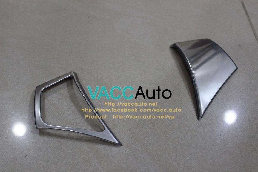 Toyota Vios (3rd Gen) Steering Silver Lining