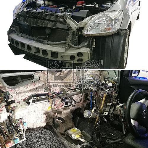 Toyota Vios Car Air Cond Expansion Valve Denso Original
