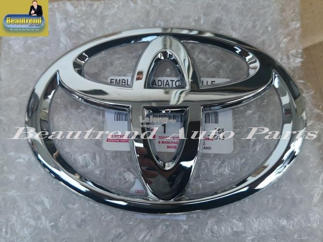 Toyota Vios Front Grille Emblem Logo Year 2006 2007 NCP42