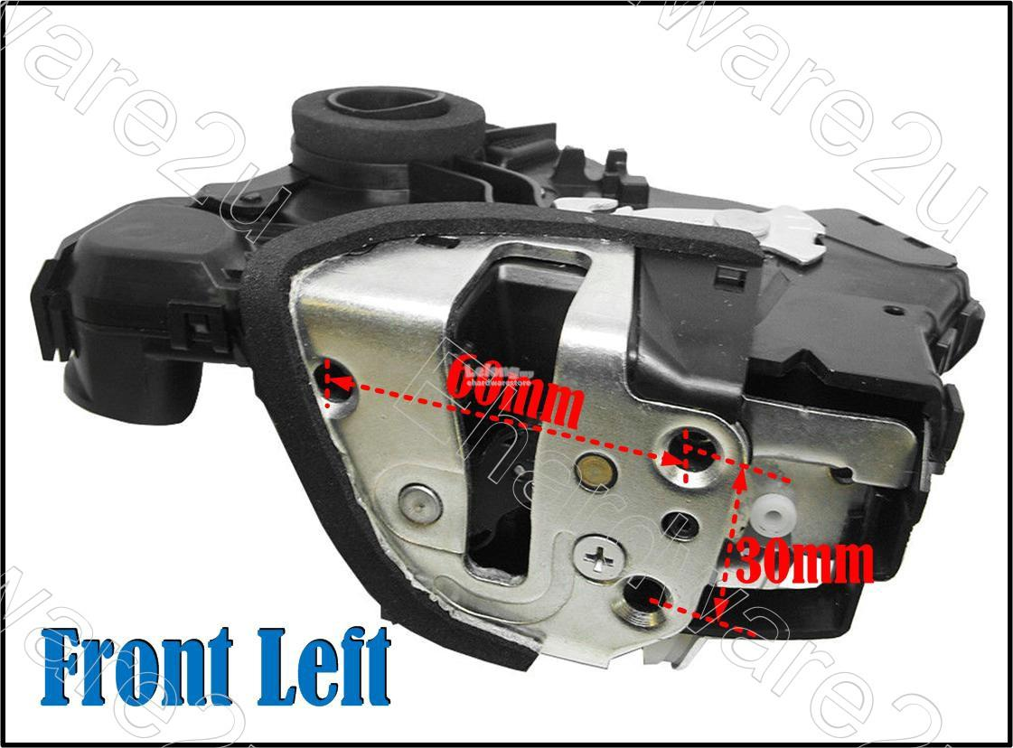 Toyota Vios Hilux Front Door Latch With Actuator (69310-69320-0K010)