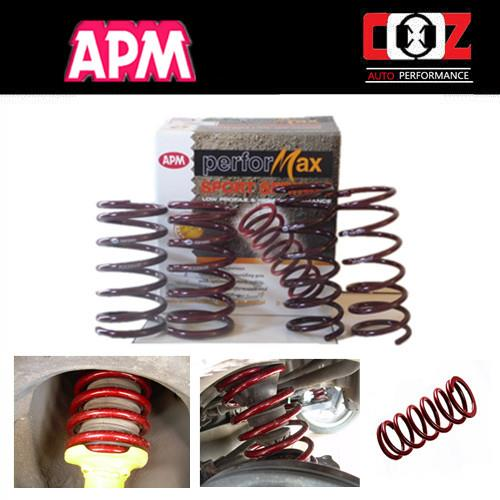 Toyota Vios NCP93 2008-2013 APM Performax Lowered Sport Coil Spring