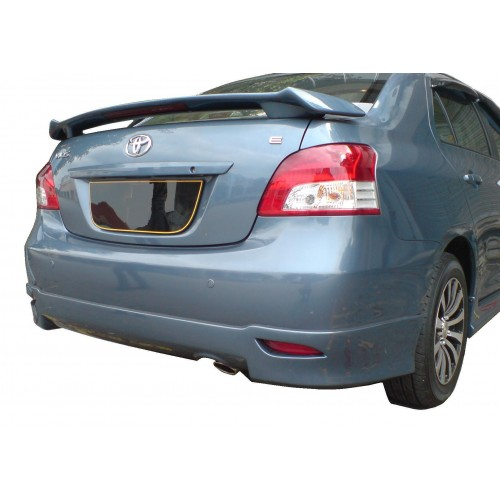 Toyota Vios TR-D 2008 TRD Bodykit Skirting With OEM Paint