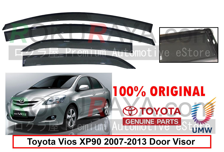 Kelebihan Toyota Vios 2007 Top Model Tahun Ini